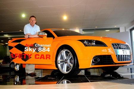 Audi TT-S Safety Car