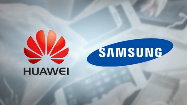 Huawei And Samsung