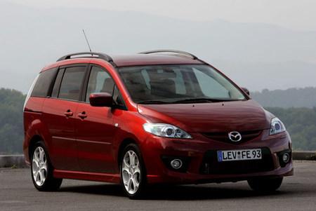Mazda5, nuevas terminaciones y equipamientos