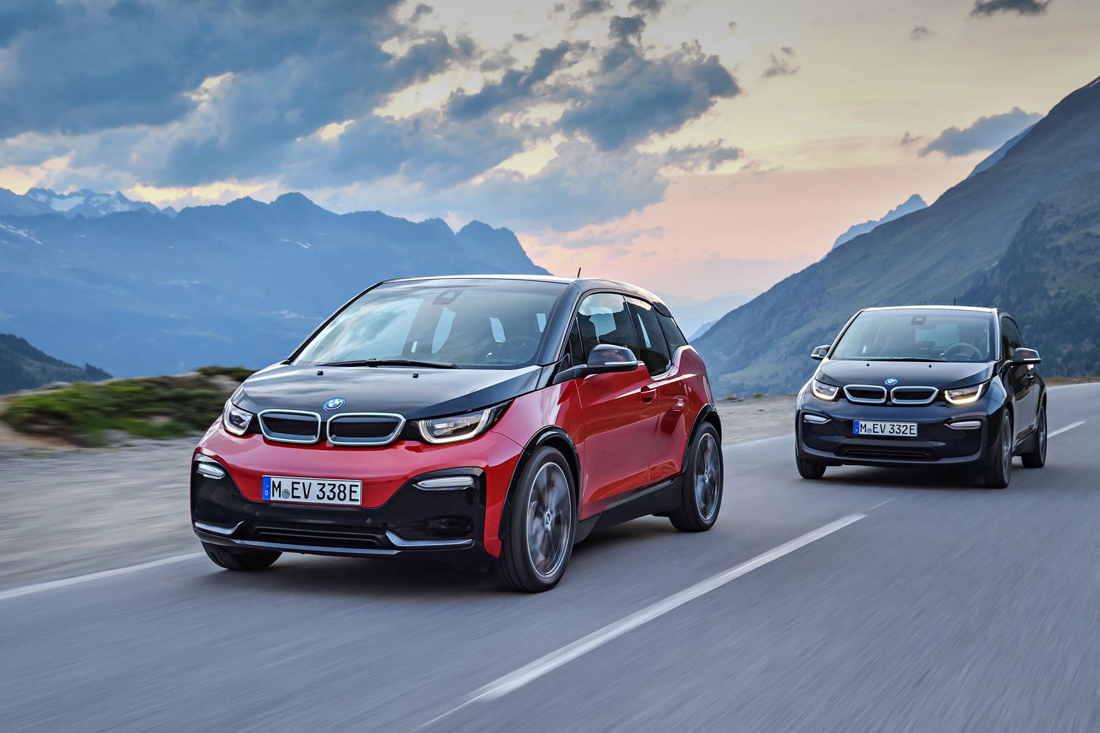 Foto de BMW i3 y i3s 2018 (124/139)