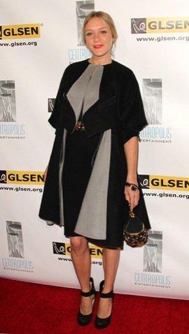 Chloe Sevigny look negro