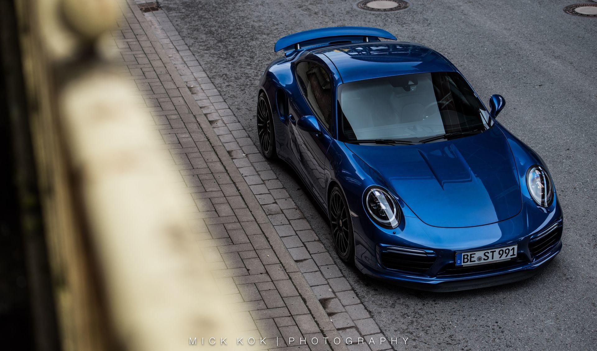 Foto de Porsche 911 Turbo S Blue Arrow (15/25)