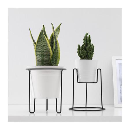 Ikeasommar Soporte P Plantas Negro 0561758 Pe663111 S4