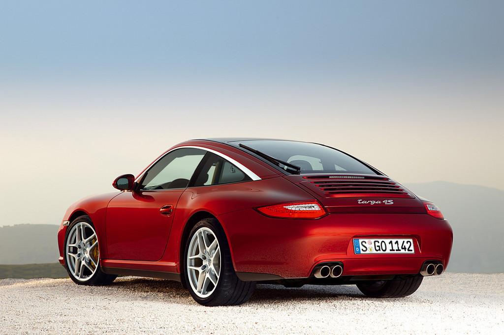 Foto de Nuevo Porsche 911 Targa (3/5)