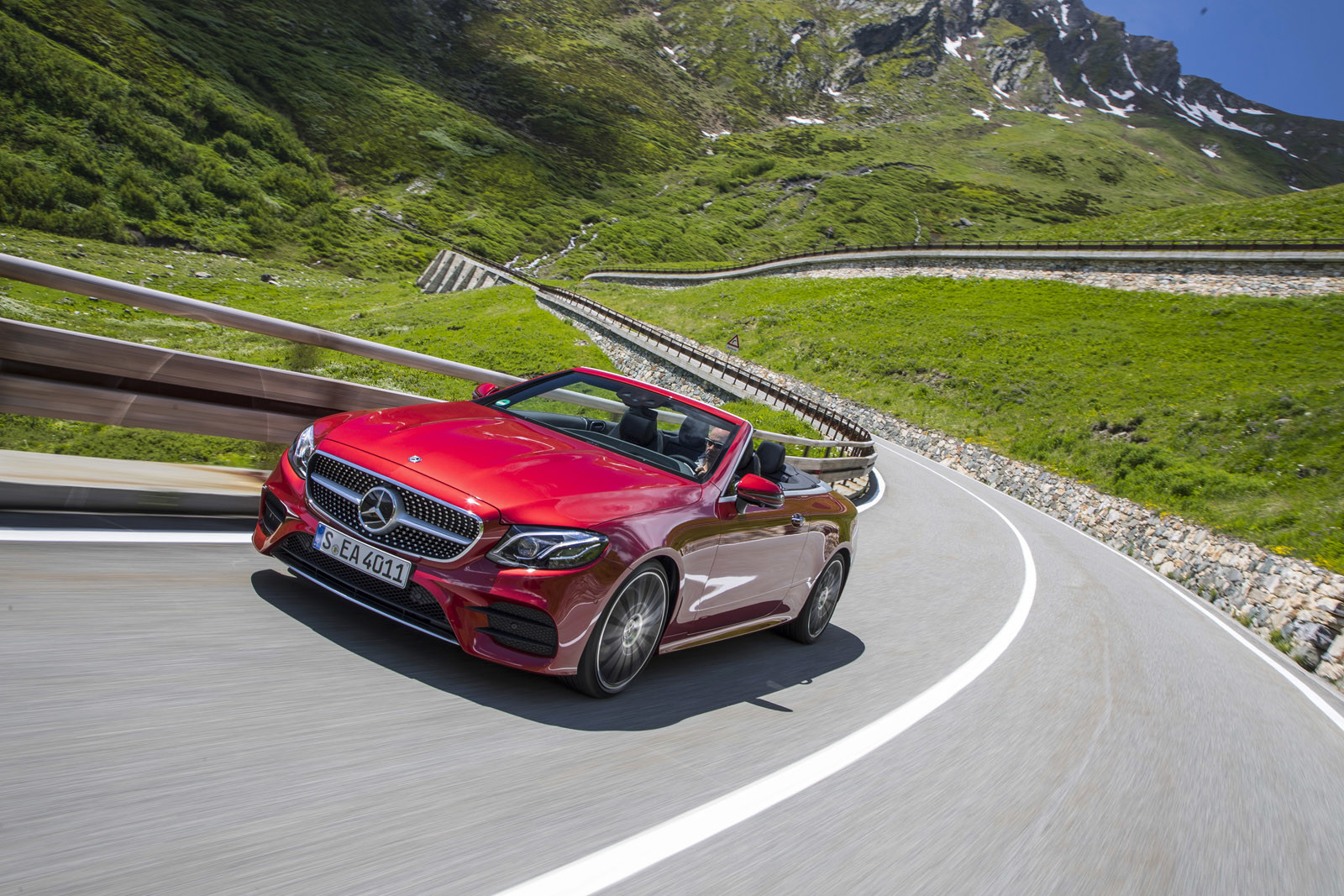 Foto de Mercedes-Benz Clase E Cabrio, toma de contacto (136/156)