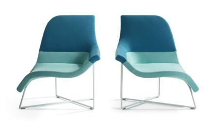 La silla 'Gemini', un diseño de UNStudio
