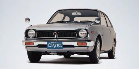 El Honda Civic cumple 40 años