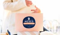 9 meses y mil aventuras: precioso álbum para tu embarazo