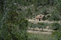 La Vía Verde entre Horta de Sant Joan y Benifallet