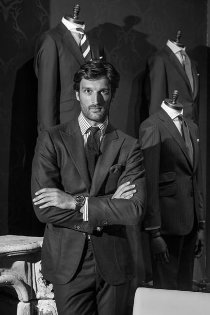 Rafael Medina pasa a formar parte del grupo Inditex como director de la división Mens Tailoring de Massimo Dutti