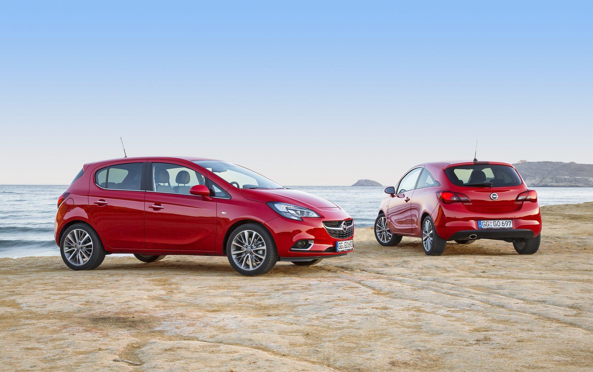 Foto de Opel Corsa 2014 (8/20)
