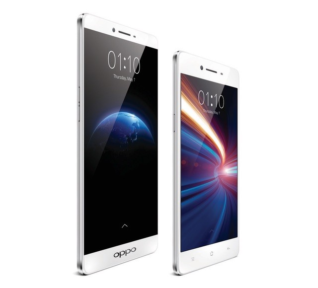 OPPO R7 y R7 Plus, otro par de smartphones que llegan desde china