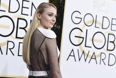 Las melenas sueltas triunfan en  los Globos de Oro 2017