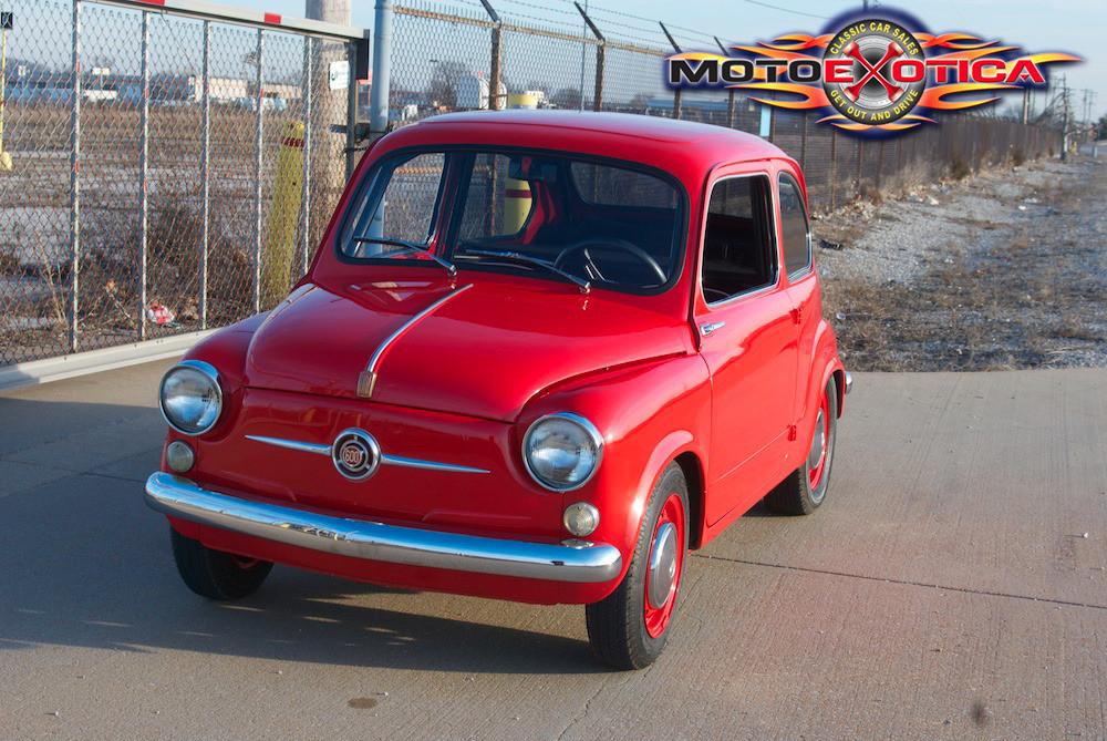 """Foto de Fiat 600 """"Maziat"""" (36/36)"""