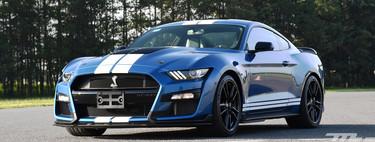 Ford Mustang Shelby GT500, a prueba: un muscle-car de alto calibre con desempeño que arrebata suspiros