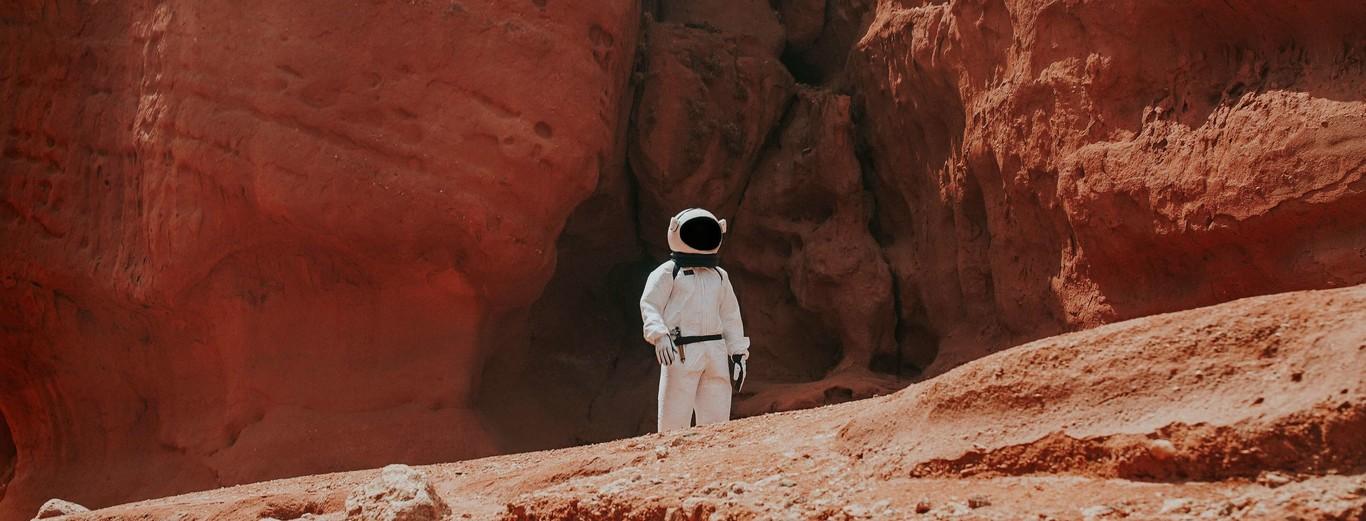 Por si no teníamos suficiente con el misterio del metano en Marte, hemos encontrado uno nuevo: el oxígeno marciano va por libre #lomásvisto