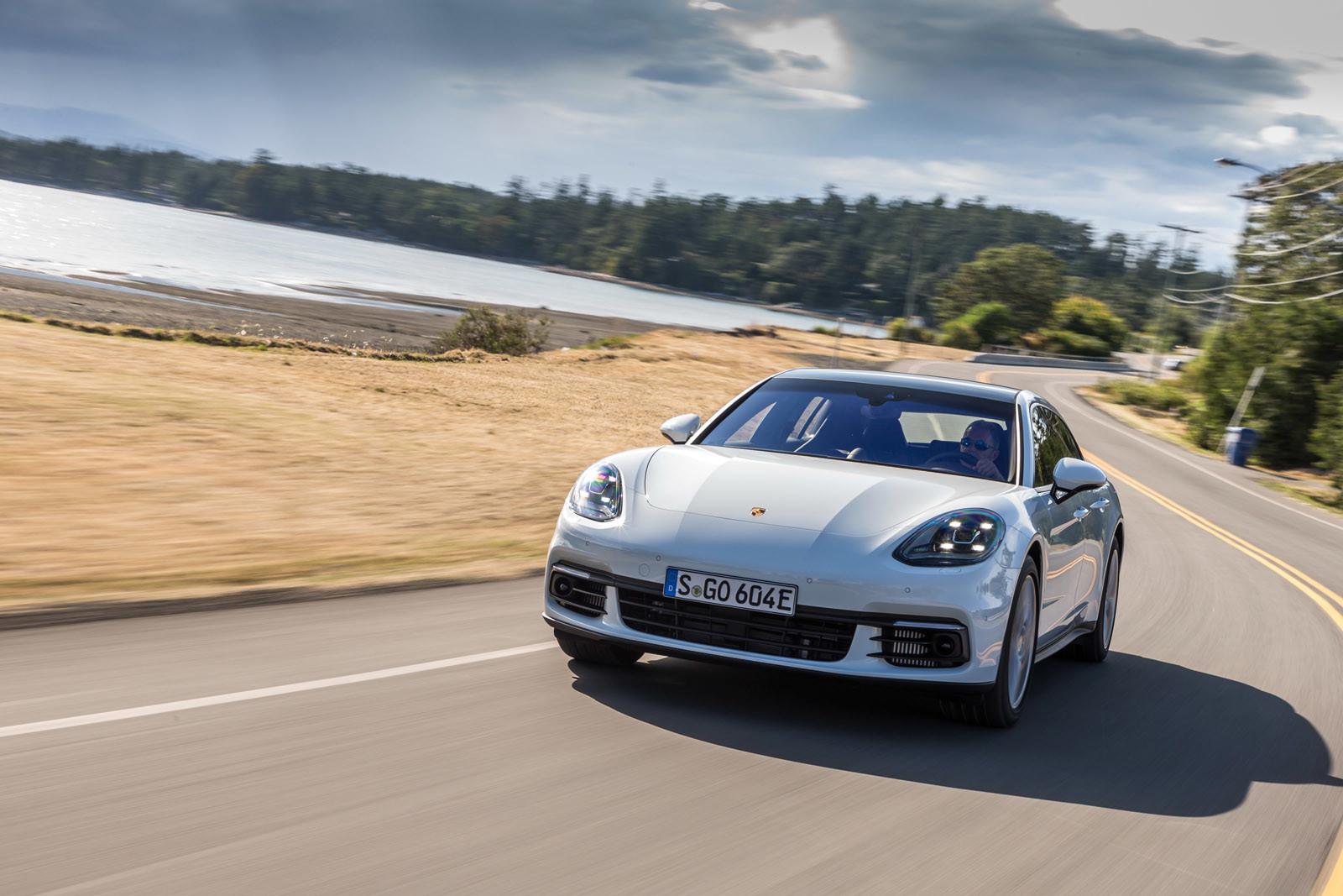Foto de Porsche Panamera Sport Turismo, toma de contacto (50/75)