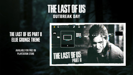 Ya puedes descargar gratis un tema para PS4 de The Last of Us: Part II con motivo del Día del Brote