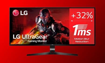 Jugar en formato ultrawide sale más barato con el LG 29UM69G-B: ahora en Amazon lo tienes por 199 euros