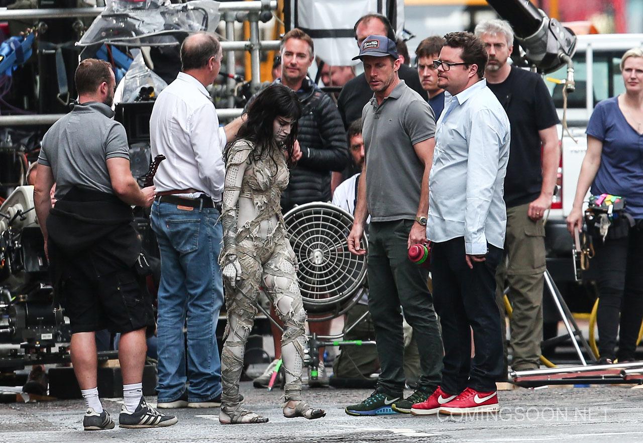 Foto de 'The Mummy', primeras fotos de Sofia Boutella como la nueva Momia (10/10)