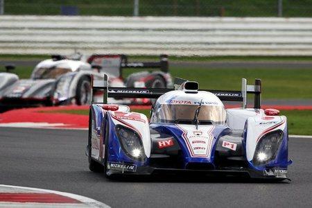 Segundo puesto Toyota 6 Horas Silverstone