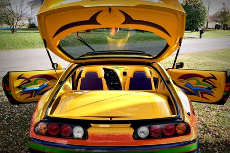 Los siete Toyota Supra tuneados no aptos para todos los presupuestos