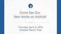 ¿Una nueva casa en Android? Así lo dice Facebook