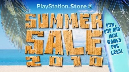 PSN Summer Sale 2010. Llegan las rebajas fuertes a PSN