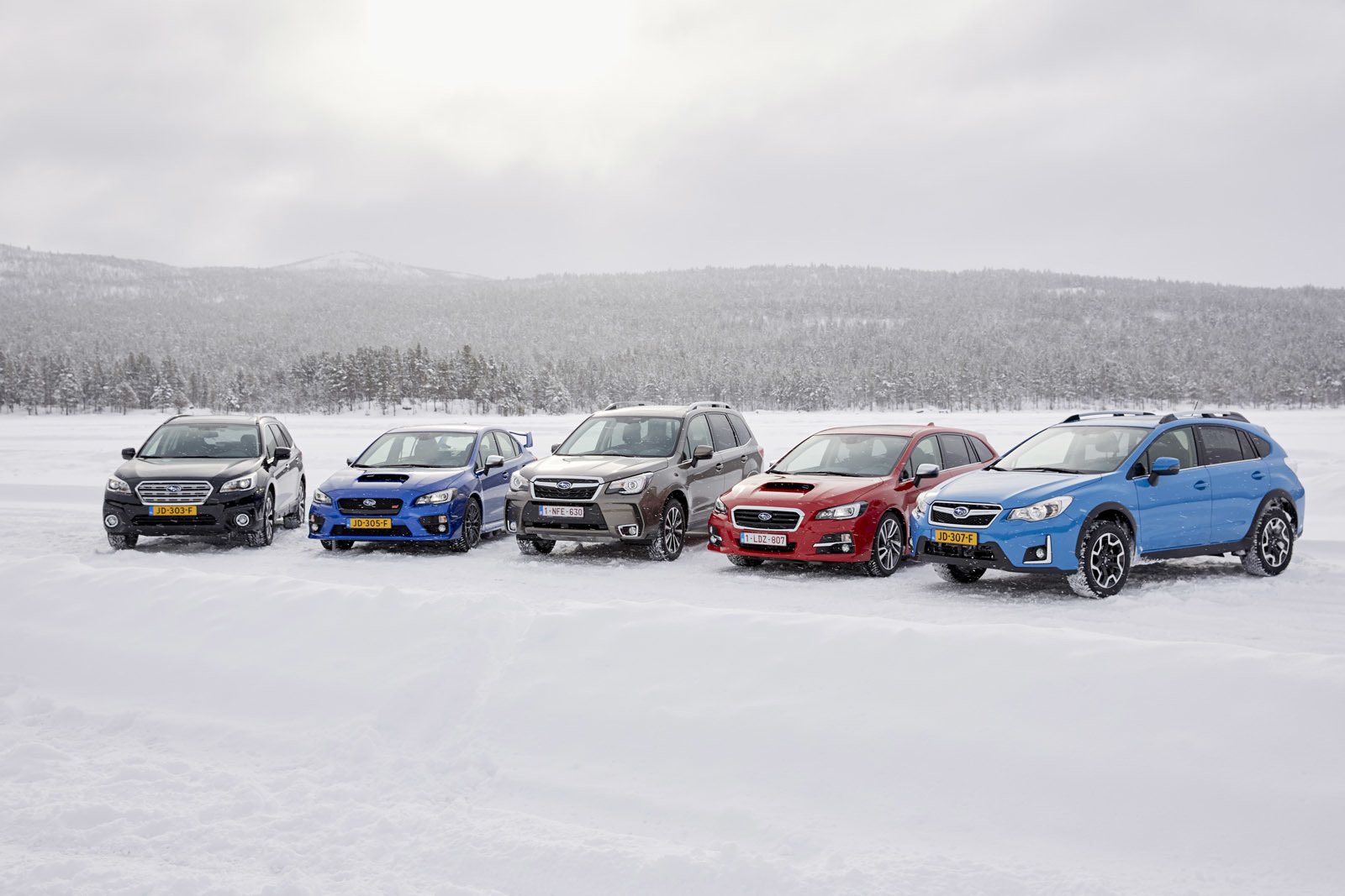 Foto de Subaru Snow Drive 2016 (78/137)