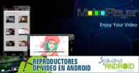 Reproductores de vídeo Android: Mobo Player