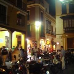 Foto 1 de 3 de la galería barrio-de-santa-cruz en Diario del Viajero
