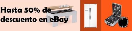13 ofertas en eBay en casa y jardín: hasta 50% de descuento y envío gratis