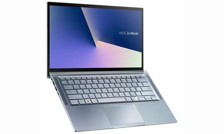 Un portátil ligero como el ASUS ZenBook 14 UM431DA-AM055T por sólo 549 euros con el cupón PEBAYDAYS de eBay es una ganga