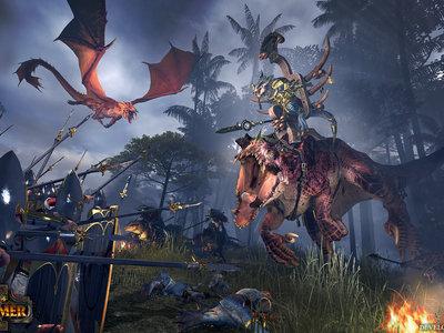 Este es el glorioso tráiler de Total War: Warhammer II que necesitabas ver, incluso si la estrategia no es lo tuyo