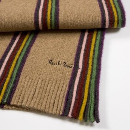 Paul Smith: bufandas para este invierno