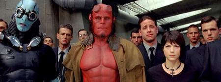 Taquilla USA: Hellboy destrona a Hancock