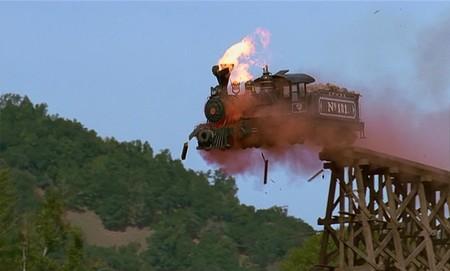 ¿Cuál es la velocidad máxima jamás alcanzada por un tren a vapor?