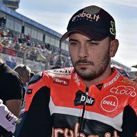 Davide Giugliano podría estar a un paso de volver al WSBK gracias a Honda