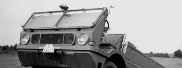 Škoda Type 998: un todoterreno espartano diseñado para el campo y la guerra... que nunca llegó a producción