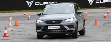 CUPRA Ateca Limited Edition en su singularidad al volante de un SUV español