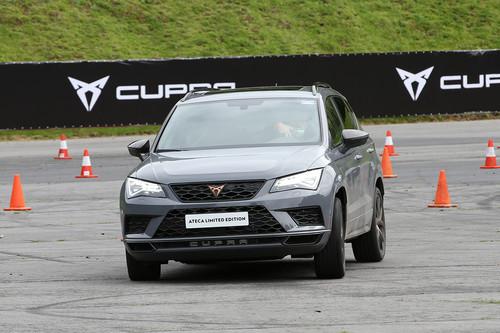 CUPRA Ateca Limited Edition, al volante del SUV español en su faceta más exclusiva