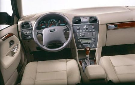 Volvo S40 (2001)