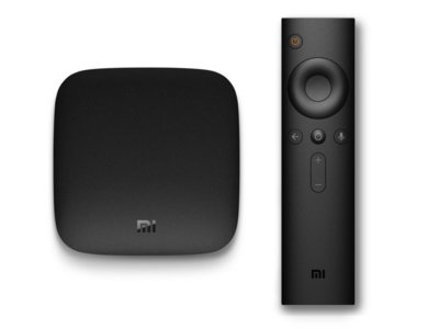 Xiaomi lanza Mi Box, un nuevo  set-top box 4K con Android TV