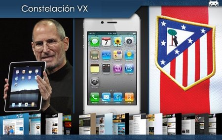 Ipad vs MacBook Air, el iPhone Blanco y la crisis del Atlético. Constelación VX (XXXVIII)
