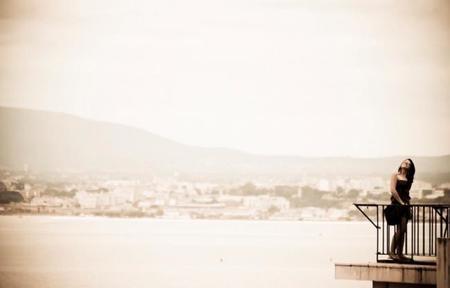 Asomarse a los miradores de Alfama, Lisboa