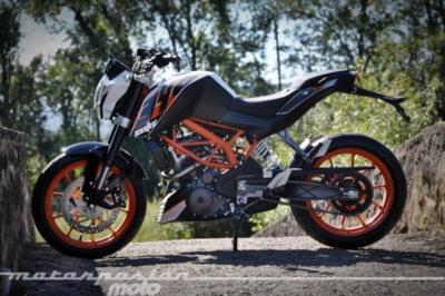 KTM tiene listas versiones de 250 cc para las RC y las Duke, pero ¿para qué?