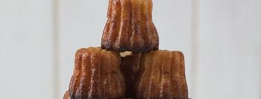Cannelés bordelais: receta con Thermomix