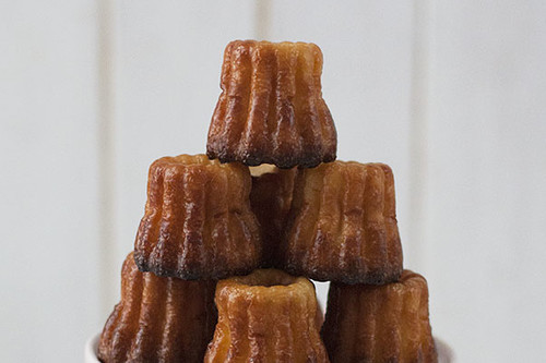 Cannelés bordelais: receta con Thermomix