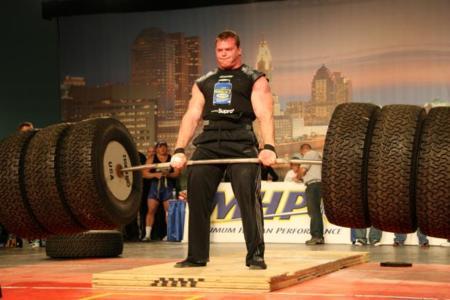 Todo sobre el strongman o atletismo de fuerza