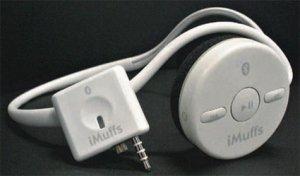 iMuffs, móvil e iPod, un tridente perfecto